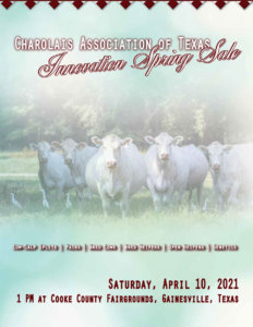 3rd Annual CAT Spring Innovation Sale @ Cooke County Fairgrounds | Gainesville | Texas | United States