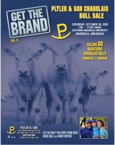 Pyler & Son Charolais Bull Sale